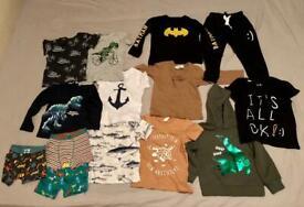 New unused Boy clothes boundle 92-98cm
