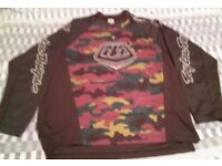 Troy Lee Designs - Camouflage Design - DH/MX Jesey. XXL