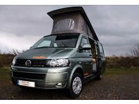 VW Devon Moonraker 4 berth, 4 seat campervan