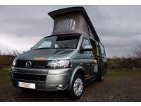 VW Devon Moonraker 4 berth, 4 seat campervan