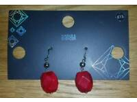 BRAND NEW EARRINGS FROM M&S
