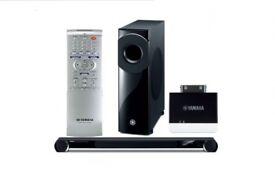 Yamaha YSP-CU3300 Black Digital Sound Projector Soundbar
