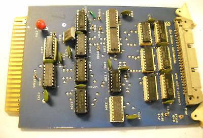 Elox Colt Mvb Circuit Board Card 320015-2 3200152 P301