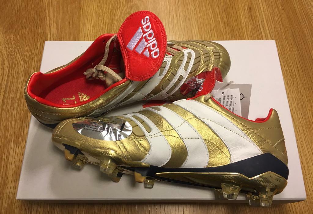 0a37b6655 Adidas Predator Zidane Boots - Limited Edition