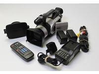 Canon DM-XM1 Professional Mini DV Camcorder - Video Camera