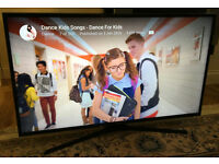 "50"" SAMSUNG 'K' SERIES - SMART 4K UHD -WIFI -1300hz- HDR *CRYSTAL COLOUR* LED TV - WARRANTY"