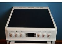 Leisure LEVC67W cooker, very good condition