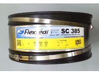 Rubber Standard Drainage Coupling -Flexseal 360mm to 385mm