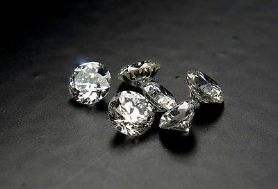 Natural Loose Diamond Round G H White Color Si1 Clarity 1 80 To 2 0 Mm 6 Pcs J17