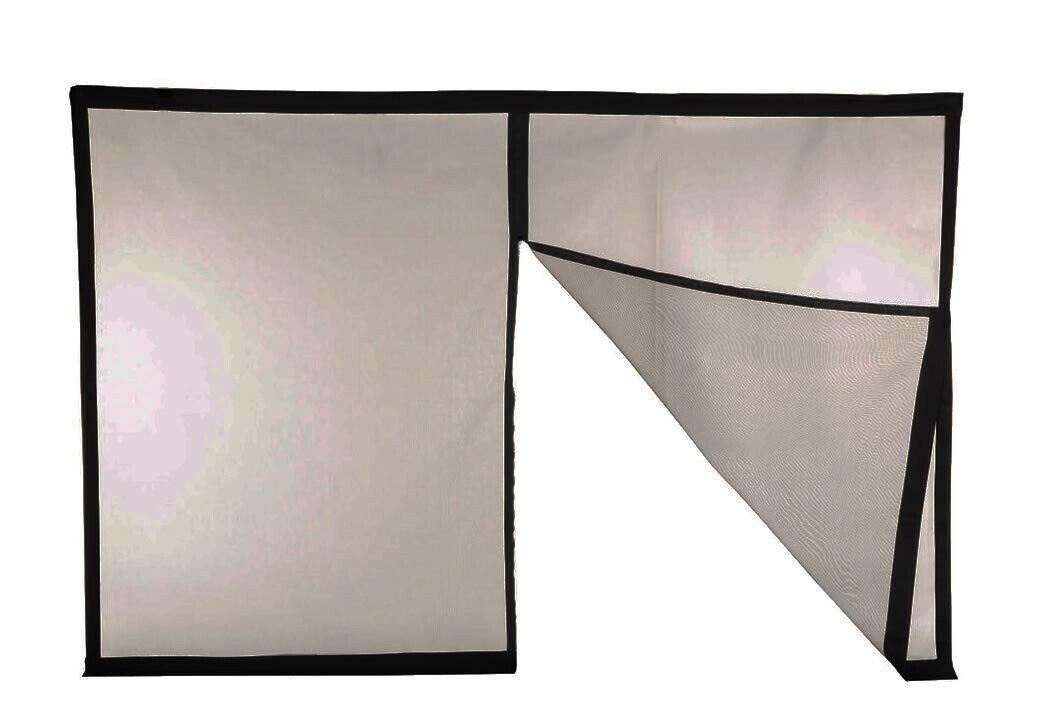 garage door screen single 8 x7 1