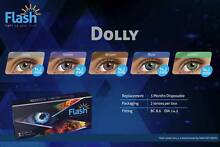 """Cosmetic eye contacts """"High Quality"""" Curtin Woden Valley Preview"""