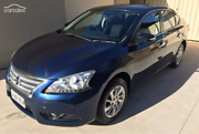 Nissan Pulsar 2013 ST-L 6 Speed Manual blue Para Hills Salisbury Area Preview