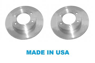 Disc Brake Rotors Front Aimco  ISUZU AXIOM 2002-2003  PAIR  MADE IN USA