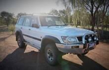 1999 Nissan Patrol, 4.5 ltr, 4x4, dual fuel, autom. - campervan Melbourne CBD Melbourne City Preview
