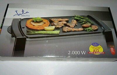 Plancha asar JATA ELECTRO modelo GR204A