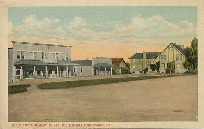 Blue Ridge Summit Plaza PA *  1916  Franklin Co.  Stores  Business (Summit Plaza)