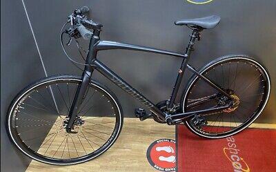 Specialized Sirrus x 2.0 Hybrid Bike 2021 Black/Charcoal Large