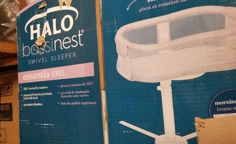halo bassinet swivel sleeper essentia Series