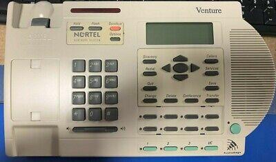 Nortel Ameritech Venture 3-line Phone Nt2n81aa212 Business Phone Greyash