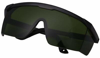 Black Lens Protective Glasses Rugged Durable Laser Safety Top Quality Goggles