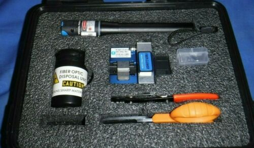 Cleerline SSF-FKIT02E Fiber optic Termination Kit READ