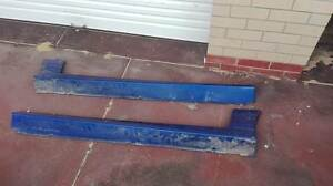 Ford Falcon BA XR6 XR8 UTE side skirts CAB SKIRTS ONLY Maylands Bayswater Area Preview