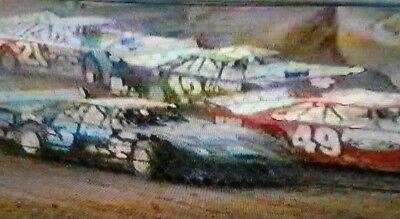 1990'S I-55 SUMMERNATIONALS MOYER/DIXON 3 DVD SET DIRT LATE MODEL DVDS