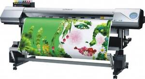 Roland RE640 Fabric Printer   FREE Online Business! - $5,999 Abbotsford Yarra Area Preview