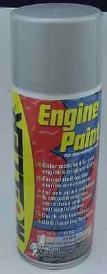 Moeller 025488 Outboard Motor Paint Volvo Grey 89-Date 11971