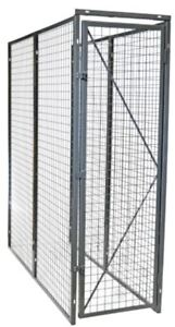 Steel Bike and Storage Lockers (8) bargain - $3700