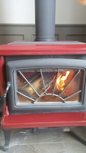 Pacific Engery wood Stove