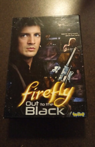 Firefly Out To The Black Board Game