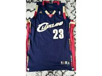 Authentic Adidas Cleveland Cavaliers Lebron James jersey