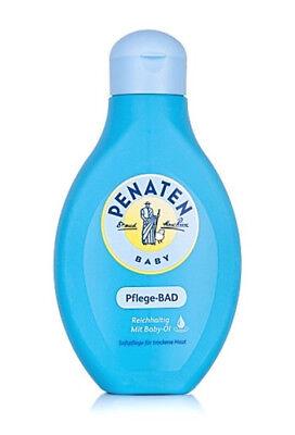 6 x Penaten Baby Bad je 400ml Softpflege für trockene sensible Haut mit Baby-Öl
