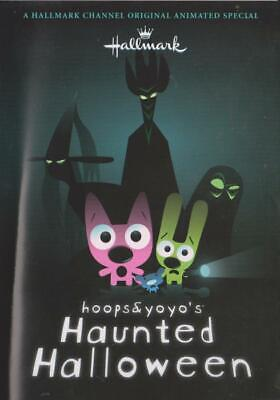 Hoops & Yoyo's Haunted Halloween DVD VIDEO MOVIE search for costumes to wear!](Halloween Costumes To Wear)