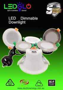 LED DIMMABLE DOWNLIGHTS from $11each!! Beechboro Swan Area Preview