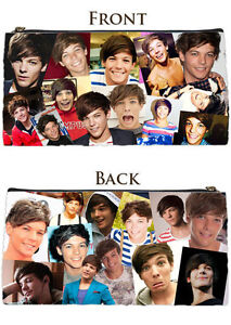 New [1D][One Direction] Louis Tomlinson [Up All Night] Photo Collage Pencil Case