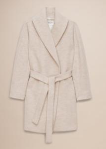 Aritzia Babaton 100% Wool Coat!
