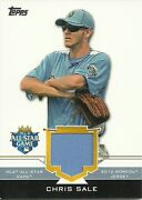 2012 Topps Baseball All Star Jersey