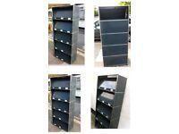 Heavy duty Metal storage units, 5 shelves. x2 for £150
