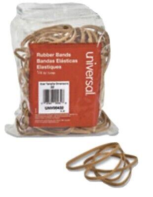Universal Rubber Bands Size 32 3 X 18 185 Bands14lb Pack Pk - Unv00432