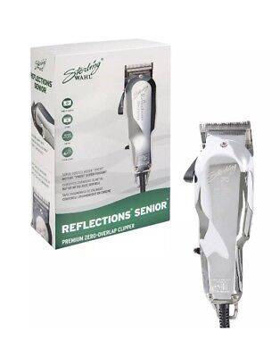 Wahl Professional Sterling Reflections Senior Clipper 8501   New   Free Shipping