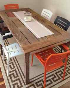 Osmen - dinning and outdoor dinning table North Narrabeen Pittwater Area Preview
