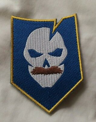 ITS Tactical Movember Mustache Morale Patch Part Of The Mustache Series HTF](Mustache Part)