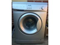 Silver Washing Machine Latest Style In Tip Top Working Condition