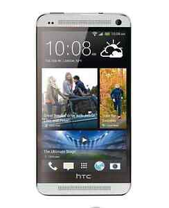 "★★NEW SILVER UNLOCKED 5"" HTC ONE M7 32GB SMARTPHONE ONLY 299$★"