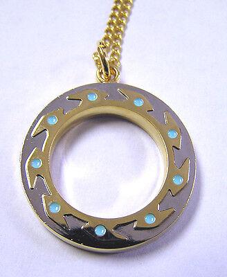 Xena Chakram Necklace Jewelry- Beautiful Pendant & Necklace