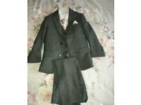 Paisley of London boys suit age 10