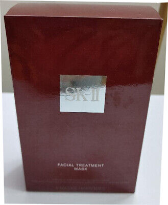 SK-II Facial Treatment Mask - 6 Masks BRAND NEW IN BOX