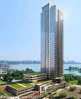 Brand New Luxury 2bd/2br Lake Shore/Parklawn Condo for Rent
